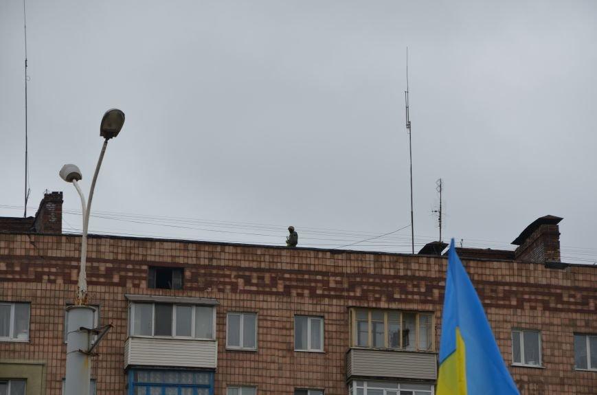 Мариупольцы вышли на митинг против демилитаризации Широкино (ДОПОЛНЕНО+ФОТО), фото-5