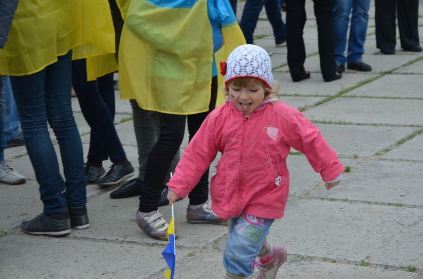 Мариупольцы вышли на митинг против демилитаризации Широкино (ДОПОЛНЕНО+ФОТО), фото-2