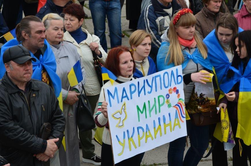 Мариупольцы вышли на митинг против демилитаризации Широкино (ДОПОЛНЕНО+ФОТО), фото-22