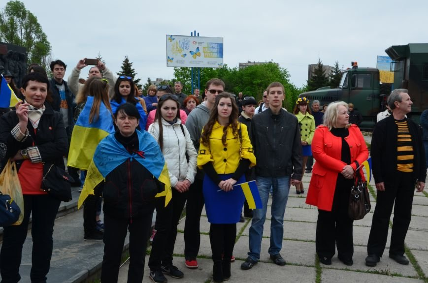 Мариупольцы вышли на митинг против демилитаризации Широкино (ДОПОЛНЕНО+ФОТО), фото-43