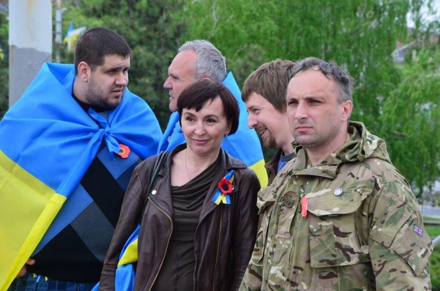 Мариупольцы вышли на митинг против демилитаризации Широкино (ДОПОЛНЕНО+ФОТО), фото-27