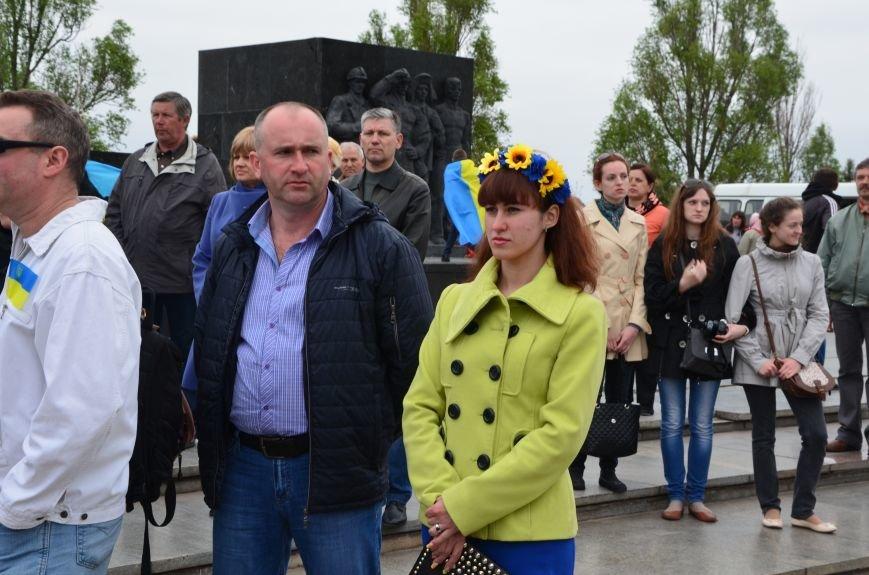 Мариупольцы вышли на митинг против демилитаризации Широкино (ДОПОЛНЕНО+ФОТО), фото-12