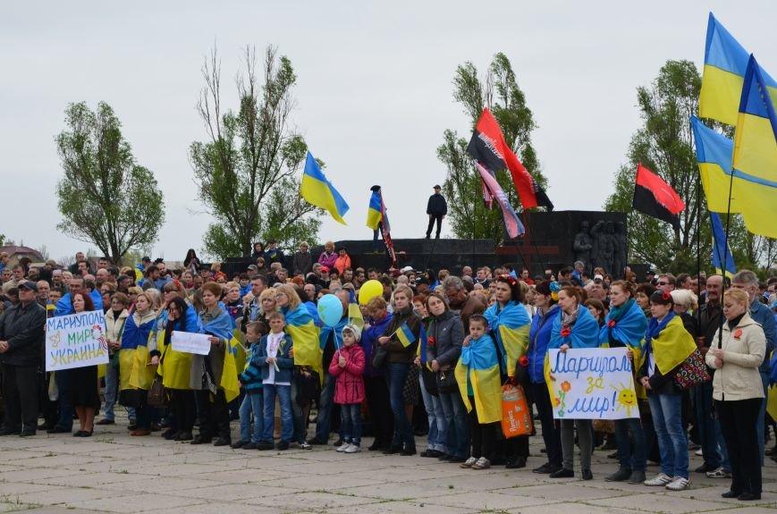 Мариупольцы вышли на митинг против демилитаризации Широкино (ДОПОЛНЕНО+ФОТО), фото-58