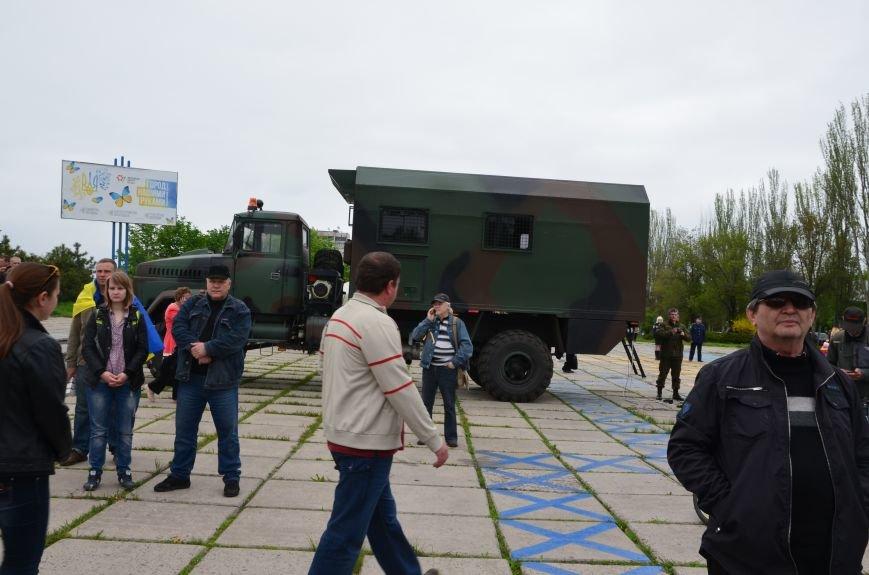 Мариупольцы вышли на митинг против демилитаризации Широкино (ДОПОЛНЕНО+ФОТО), фото-11
