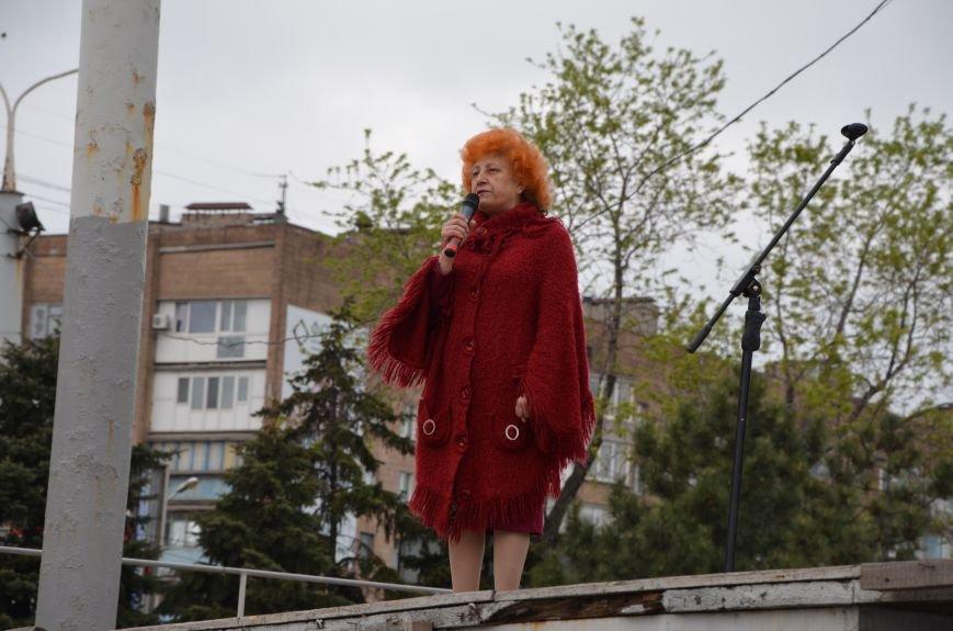 Мариупольцы вышли на митинг против демилитаризации Широкино (ДОПОЛНЕНО+ФОТО), фото-78