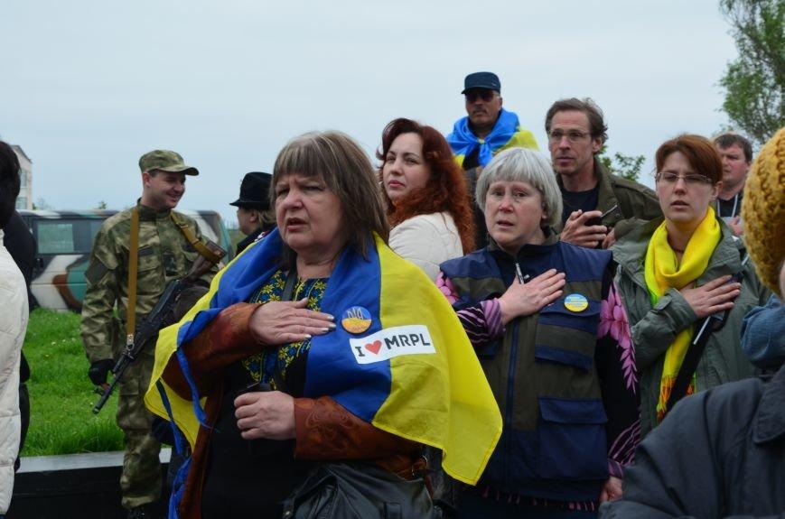 Мариупольцы вышли на митинг против демилитаризации Широкино (ДОПОЛНЕНО+ФОТО), фото-44