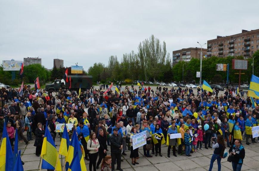 Мариупольцы вышли на митинг против демилитаризации Широкино (ДОПОЛНЕНО+ФОТО), фото-19