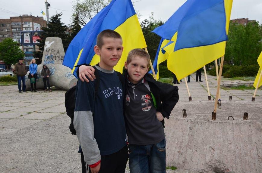 Мариупольцы вышли на митинг против демилитаризации Широкино (ДОПОЛНЕНО+ФОТО), фото-59