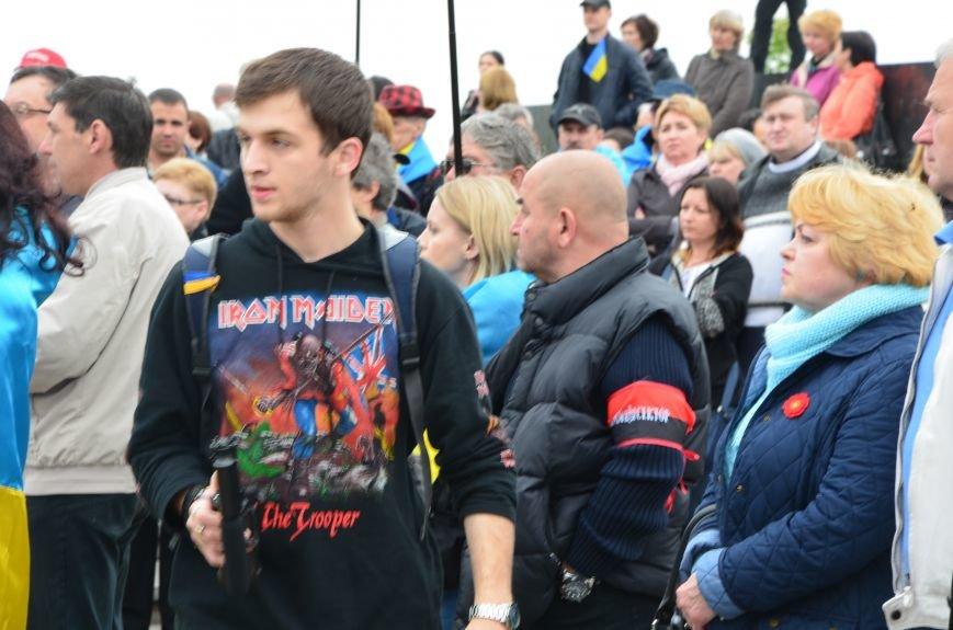 Мариупольцы вышли на митинг против демилитаризации Широкино (ДОПОЛНЕНО+ФОТО), фото-54