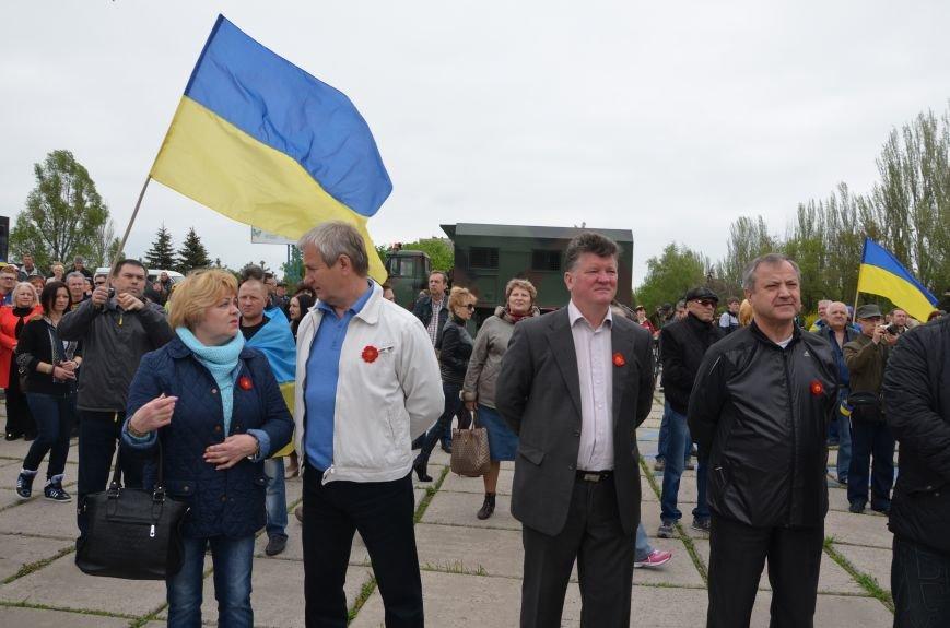 Мариупольцы вышли на митинг против демилитаризации Широкино (ДОПОЛНЕНО+ФОТО), фото-9