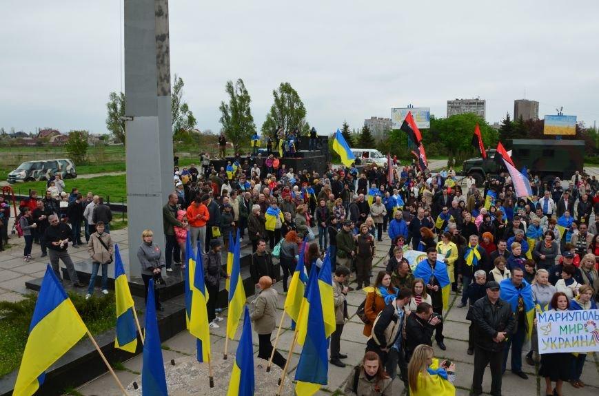Мариупольцы вышли на митинг против демилитаризации Широкино (ДОПОЛНЕНО+ФОТО), фото-26