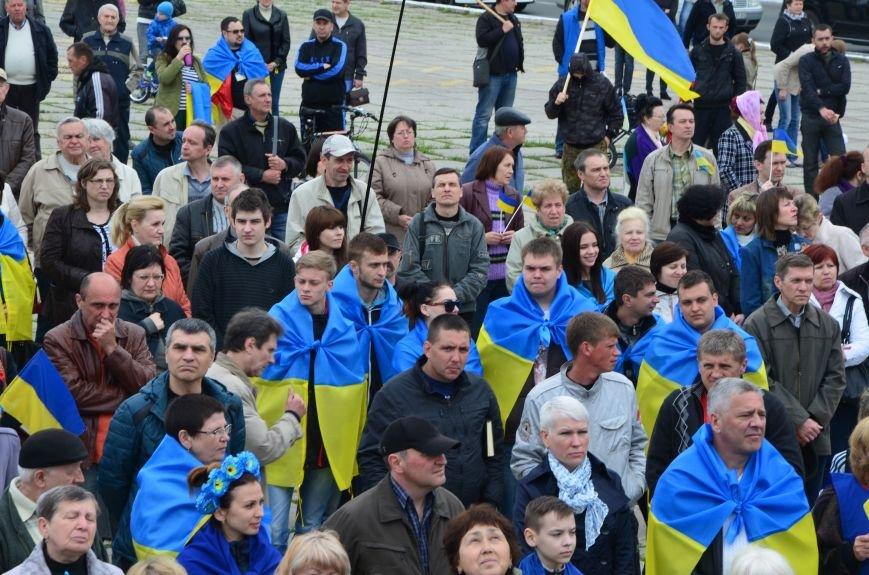 Мариупольцы вышли на митинг против демилитаризации Широкино (ДОПОЛНЕНО+ФОТО), фото-34