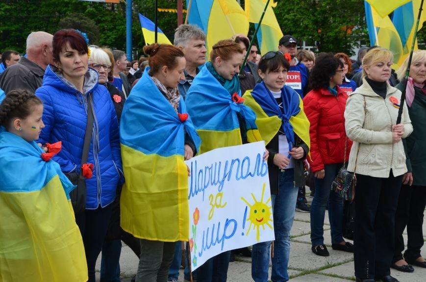 Мариупольцы вышли на митинг против демилитаризации Широкино (ДОПОЛНЕНО+ФОТО), фото-18