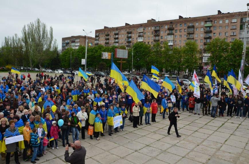Мариупольцы вышли на митинг против демилитаризации Широкино (ДОПОЛНЕНО+ФОТО), фото-24