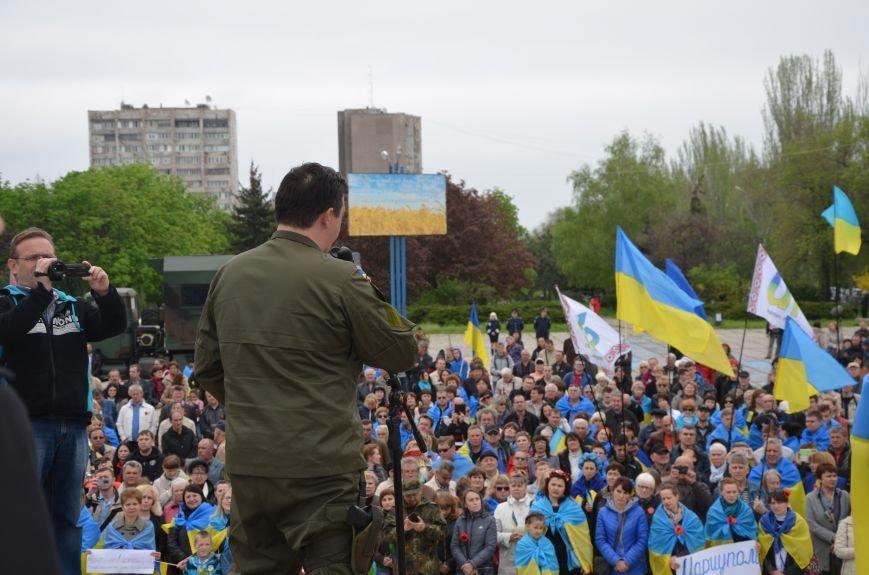 Мариупольцы вышли на митинг против демилитаризации Широкино (ДОПОЛНЕНО+ФОТО), фото-66