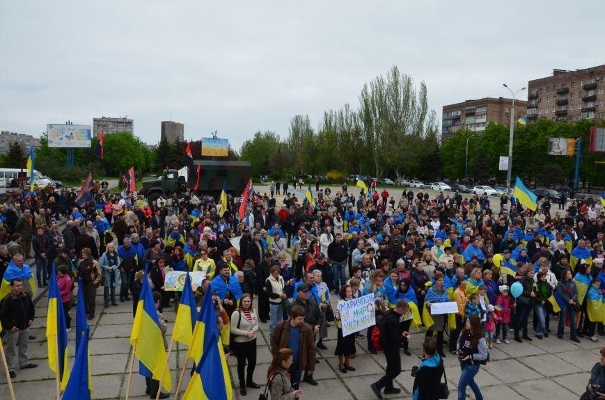Мариупольцы вышли на митинг против демилитаризации Широкино (ДОПОЛНЕНО+ФОТО), фото-20