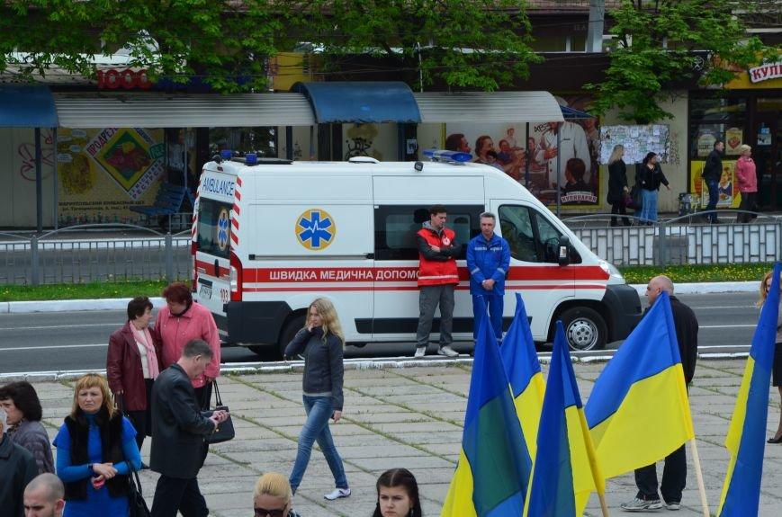 Мариупольцы вышли на митинг против демилитаризации Широкино (ДОПОЛНЕНО+ФОТО), фото-35