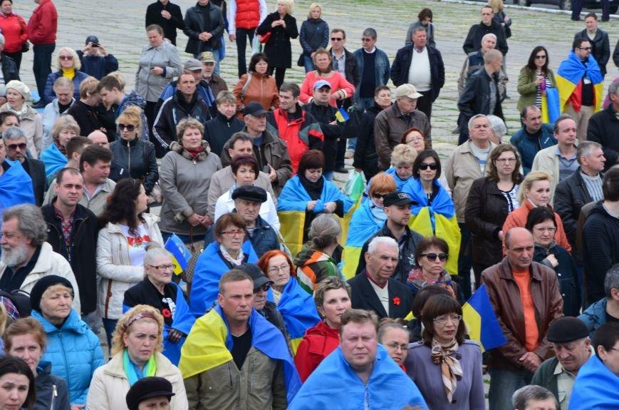 Мариупольцы вышли на митинг против демилитаризации Широкино (ДОПОЛНЕНО+ФОТО), фото-29