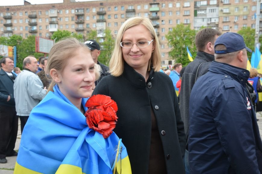 Мариупольцы вышли на митинг против демилитаризации Широкино (ДОПОЛНЕНО+ФОТО), фото-6