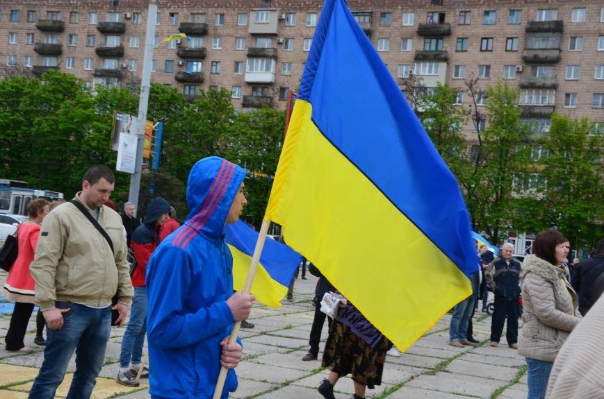 Мариупольцы вышли на митинг против демилитаризации Широкино (ДОПОЛНЕНО+ФОТО), фото-13