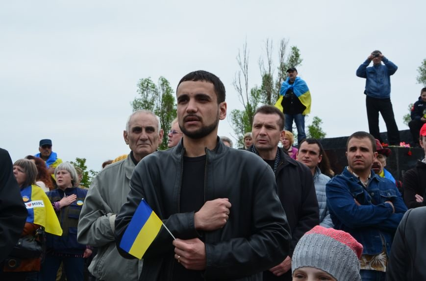 Мариупольцы вышли на митинг против демилитаризации Широкино (ДОПОЛНЕНО+ФОТО), фото-46