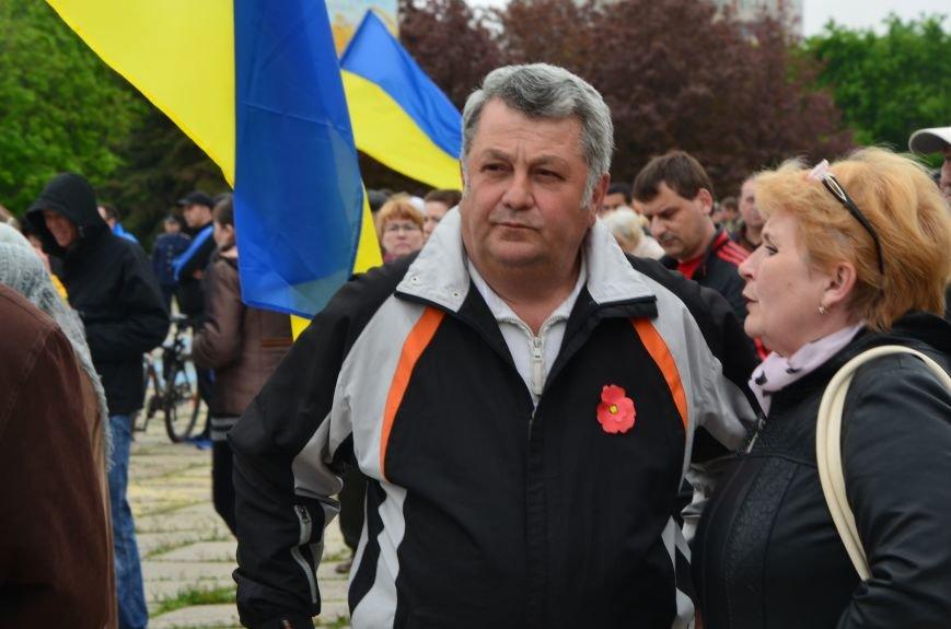 Мариупольцы вышли на митинг против демилитаризации Широкино (ДОПОЛНЕНО+ФОТО), фото-51