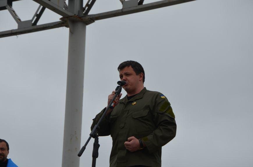 Мариупольцы вышли на митинг против демилитаризации Широкино (ДОПОЛНЕНО+ФОТО), фото-67