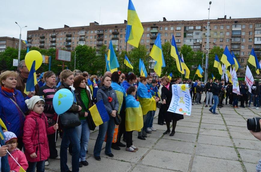 Мариупольцы вышли на митинг против демилитаризации Широкино (ДОПОЛНЕНО+ФОТО), фото-17