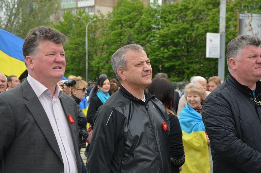 Мариупольцы вышли на митинг против демилитаризации Широкино (ДОПОЛНЕНО+ФОТО), фото-10