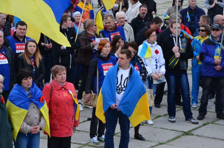 Мариупольцы вышли на митинг против демилитаризации Широкино (ДОПОЛНЕНО+ФОТО), фото-28