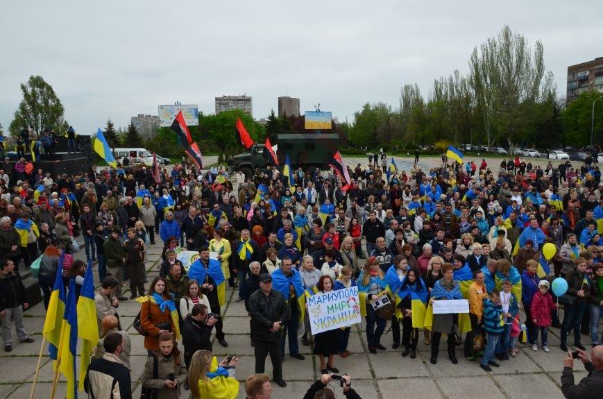 Мариупольцы вышли на митинг против демилитаризации Широкино (ДОПОЛНЕНО+ФОТО), фото-25