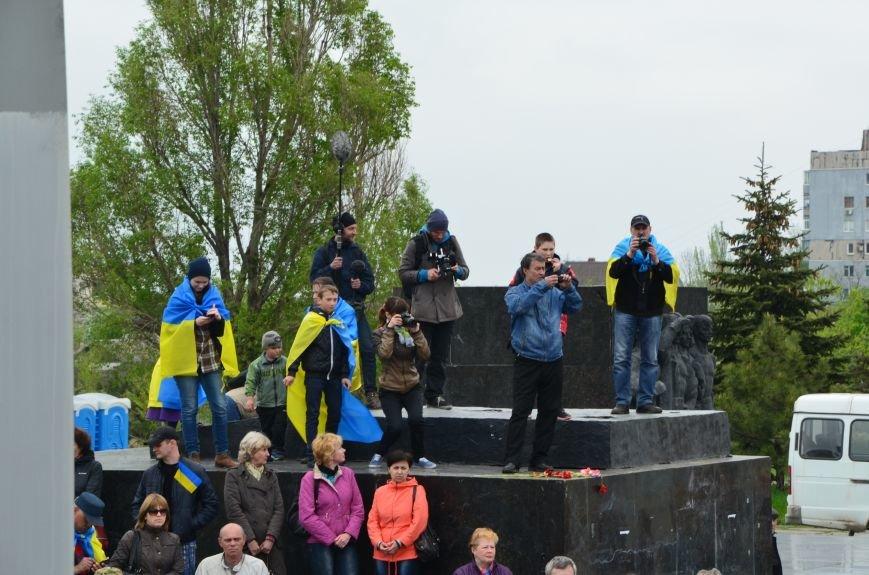 Мариупольцы вышли на митинг против демилитаризации Широкино (ДОПОЛНЕНО+ФОТО), фото-23