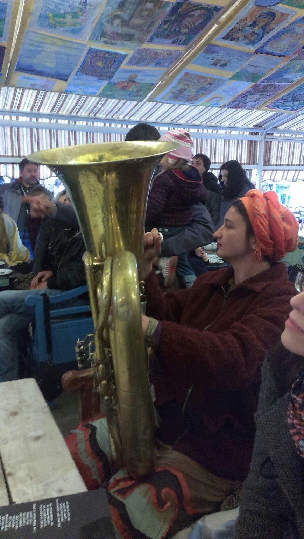 В Івано-Франківську відбулася виставка Ярем Стецика «Karpadon» (фото) - фото 5