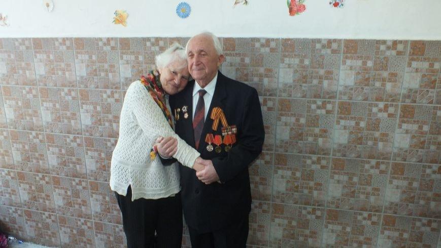 В городском Совете ветеранов чествовали ПОБЕДИТЕЛЕЙ (фото) - фото 1
