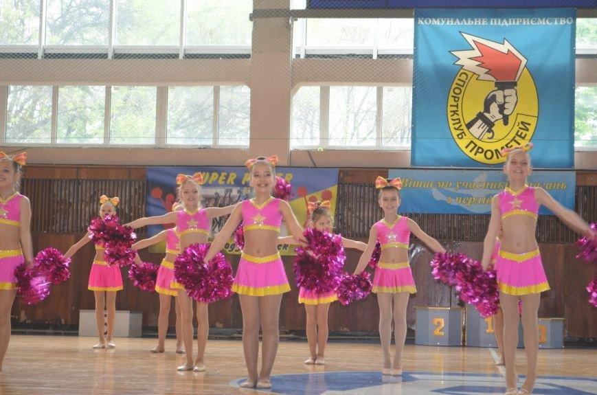 В Днепродзержинске прошел чемпионат города по черлидингу (фото) - фото 5