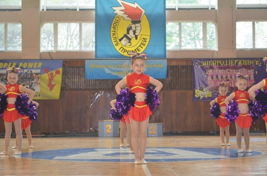В Днепродзержинске прошел чемпионат города по черлидингу (фото) - фото 2