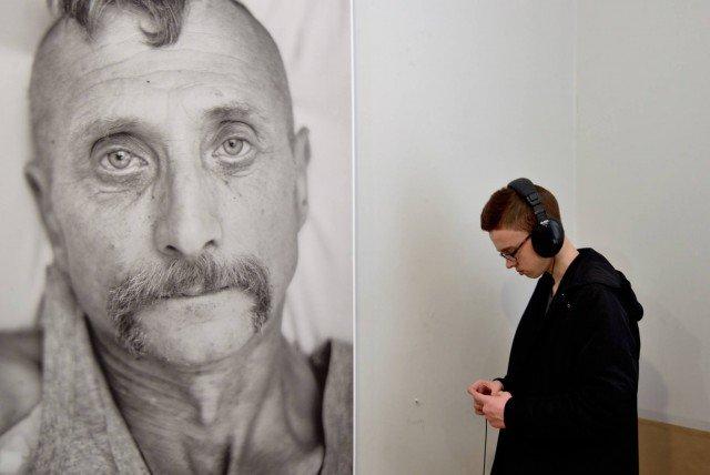 Проект «Війна. 11 Портретів» представили у Хмельницькому (фото) - фото 2