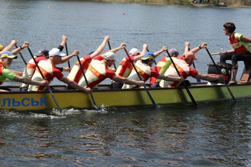 В Комсомольске состоялись соревнования на лодках класса «Дракон» (ФОТО) (фото) - фото 1