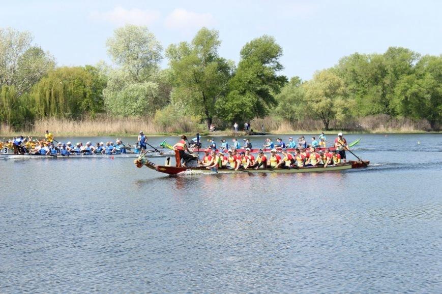 В Комсомольске состоялись соревнования на лодках класса «Дракон» (ФОТО), фото-2