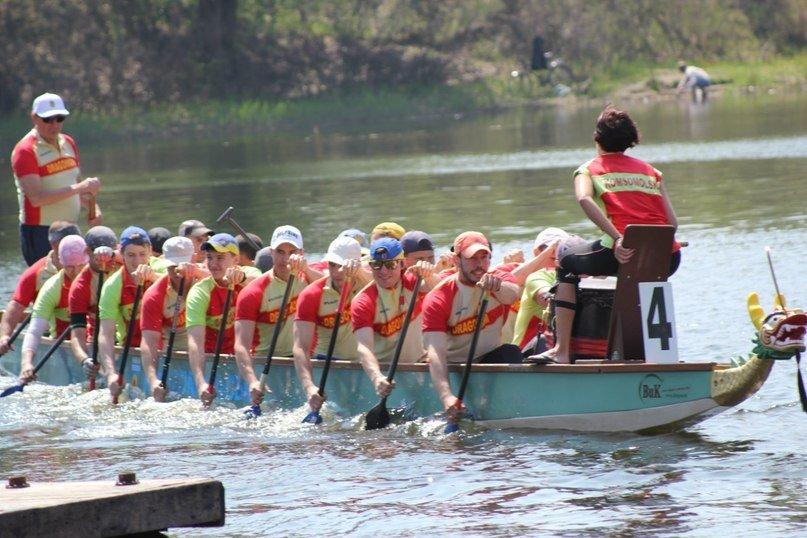 В Комсомольске состоялись соревнования на лодках класса «Дракон» (ФОТО), фото-15