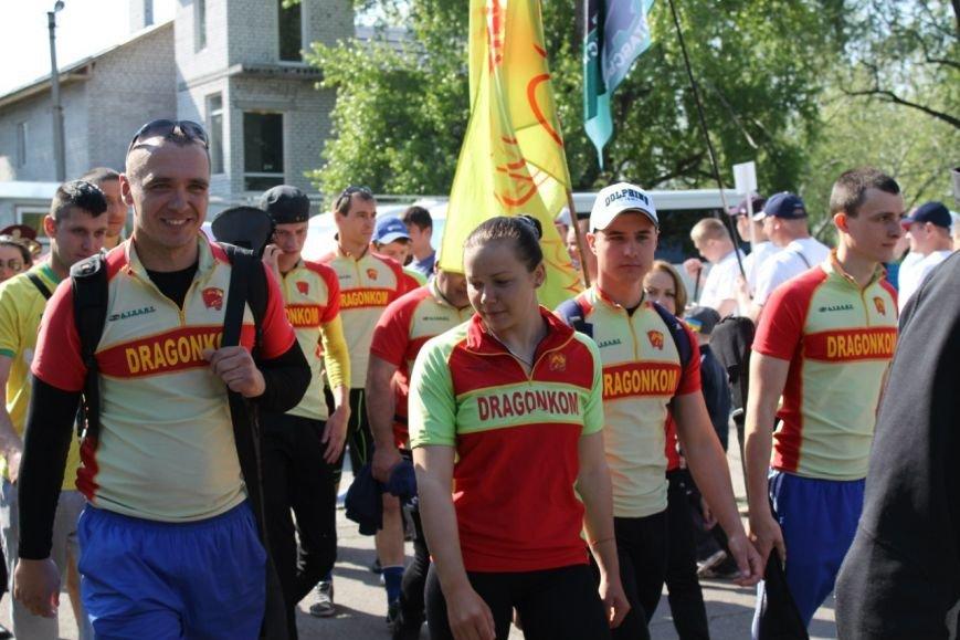 В Комсомольске состоялись соревнования на лодках класса «Дракон» (ФОТО), фото-10