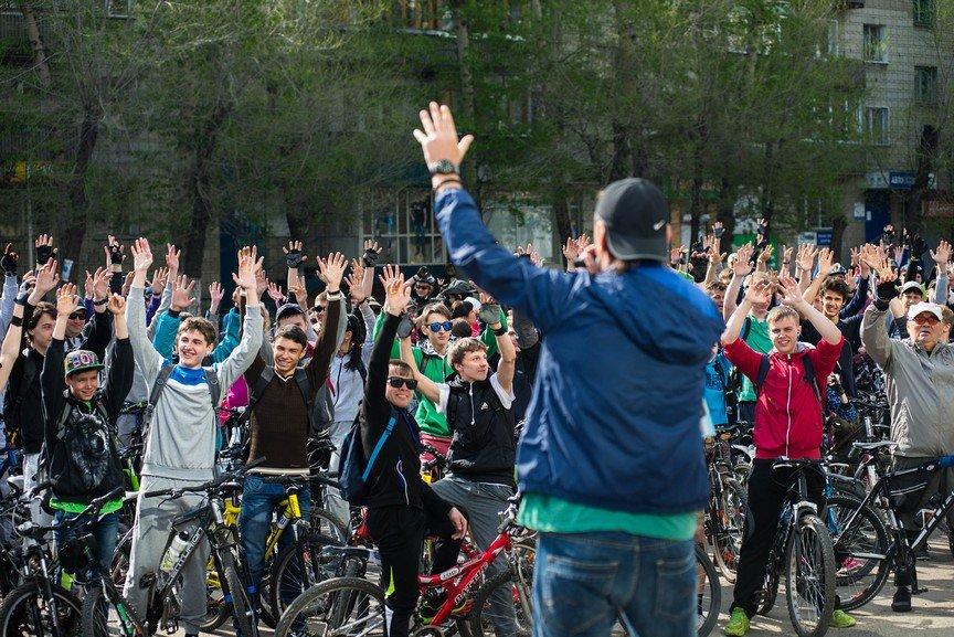 Около 600 человек приняло участие в велозабеге «Догоняй-2015», фото-1