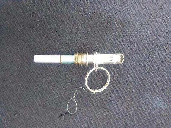 Сумские правоохранители в АТО задержали двух местных жителей, хранивших взрывчатку и боеприпасы (ФОТО) (фото) - фото 1