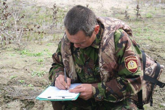 Черниговские браконьеры на майские не отдыхают (фото) - фото 1