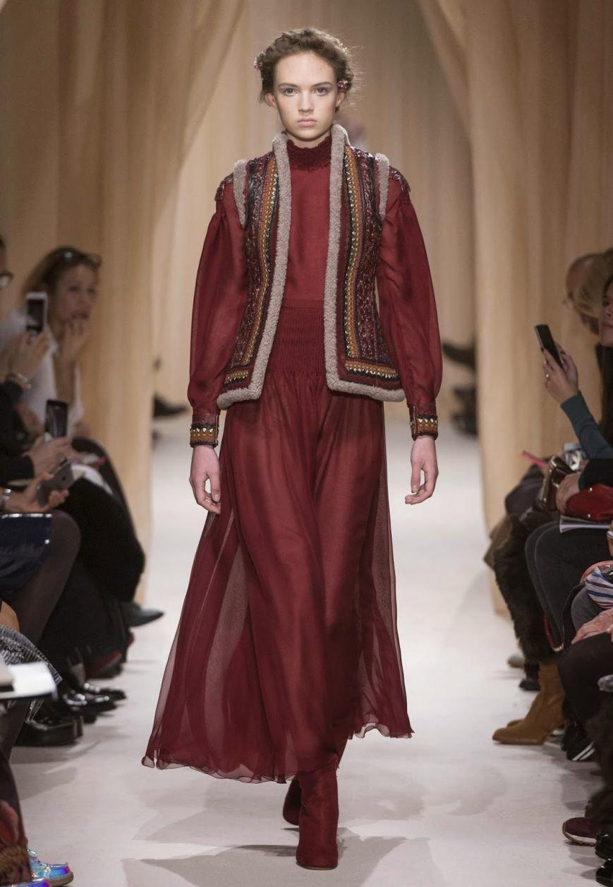 Українська вишиванка - тренд високої моди, - Vogue (ФОТО), фото-2