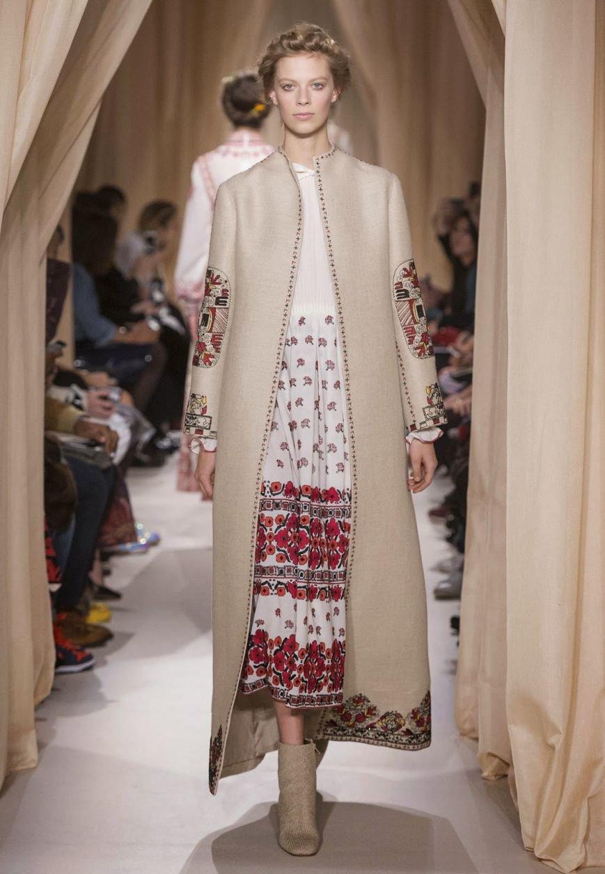 Українська вишиванка - тренд високої моди, - Vogue (ФОТО), фото-3