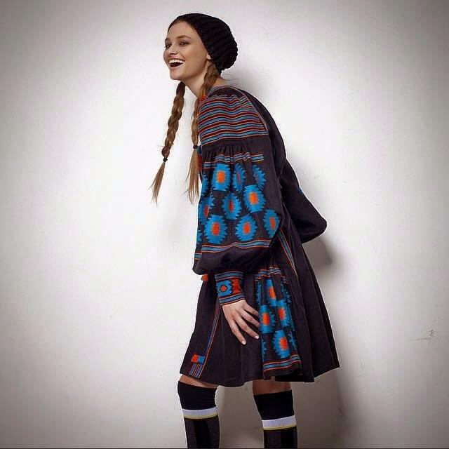Українська вишиванка - тренд високої моди, - Vogue (ФОТО), фото-8