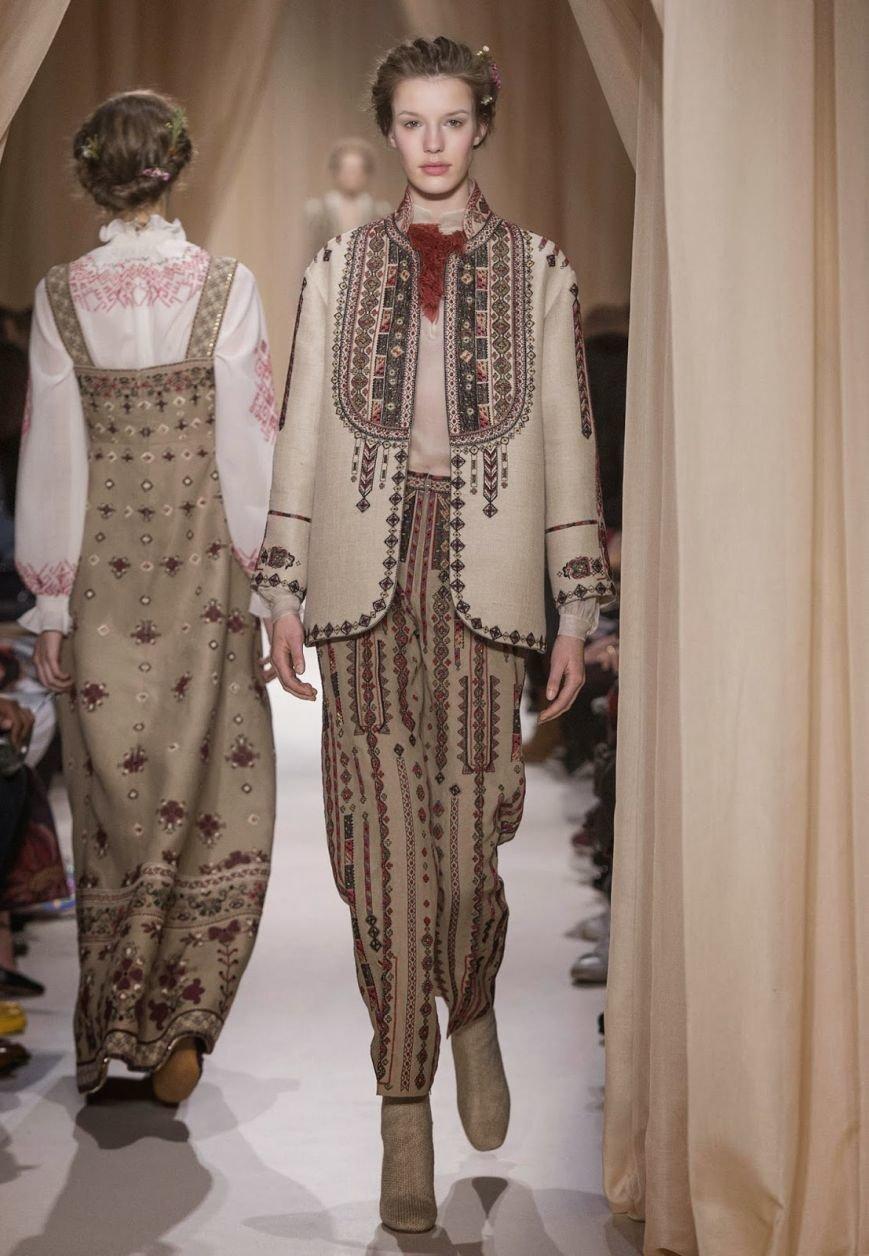 Українська вишиванка - тренд високої моди, - Vogue (ФОТО), фото-5