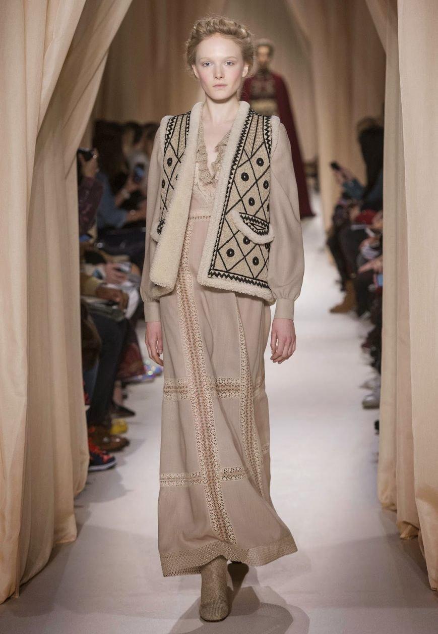 Українська вишиванка - тренд високої моди, - Vogue (ФОТО), фото-6