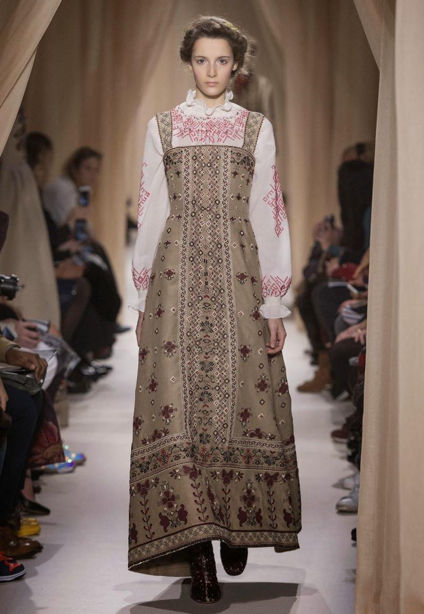 Українська вишиванка - тренд високої моди, - Vogue (ФОТО), фото-4
